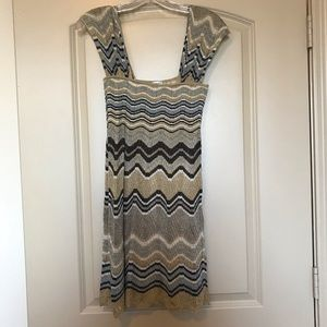Gorgeous shimmery M Missoni dress